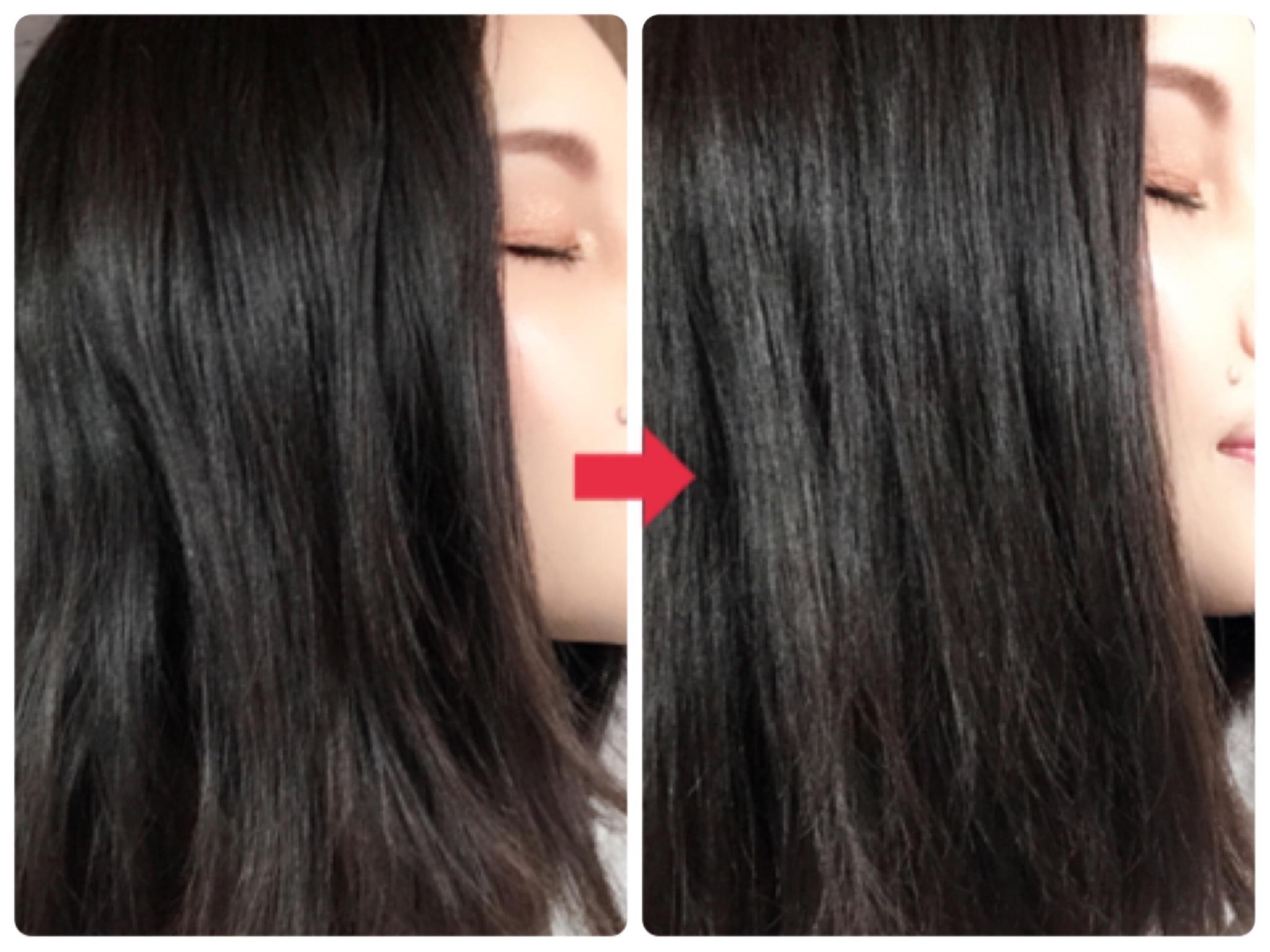 縮 毛 プロカリテ 髪の広がる梅雨前に..自分で縮毛矯正してみた結果・・|pictoria|note