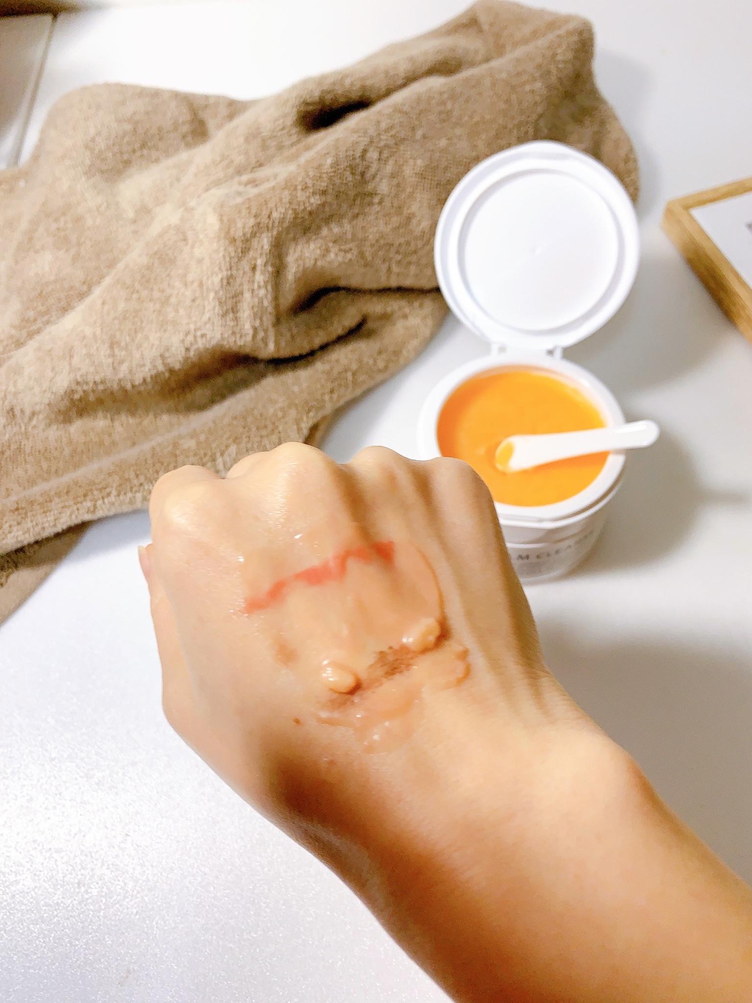 MELLIFE(メリフ) / BALM CLEANSEの口コミ写真(by 日高あきさん 2枚目)|美容・化粧品情報はアットコスメ