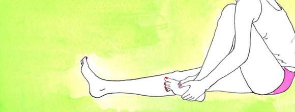 更年期相談室49 40代以降の女性に多い足の痛みのケア方法
