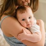 産後二の腕ダイエットは、赤ちゃんの抱き方で決まる!?