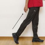 【歩きながら最強美脚3】ひざ裏を伸ばせば、美しいモデルウォークが完成!