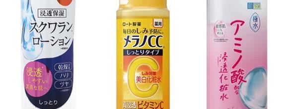 【ALL1,000円以下!】質感で選ぶ最新&人気プチプラ化粧水10選