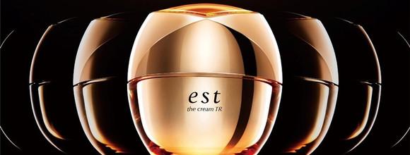 月下香の効果で生まれ変わったような美しさに 「エスト ザ クリーム TR」新発売