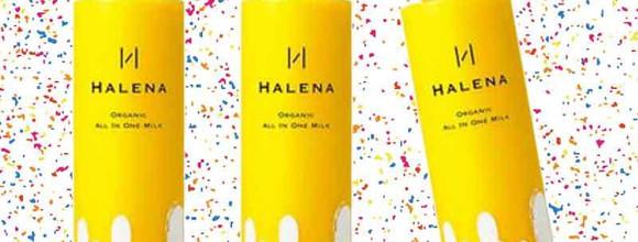 敏感になる季節の変わり目もうるおいに満ちたハリ肌へ ハレナ オーガニックオールインワンミルク