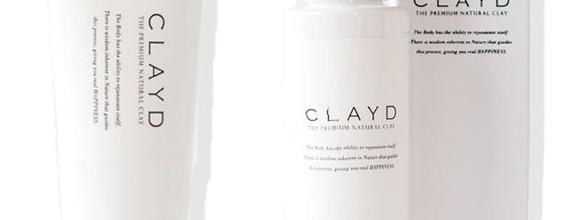 温泉を超えた入浴剤「CLAYD」から歯磨き粉が登場!