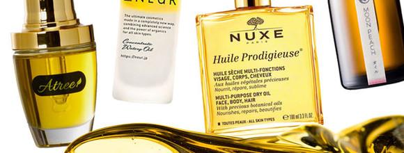 素肌に悩む40代に。保湿力を高めて地肌力を上げる『オイル美容』のやり方・メリット・選び方