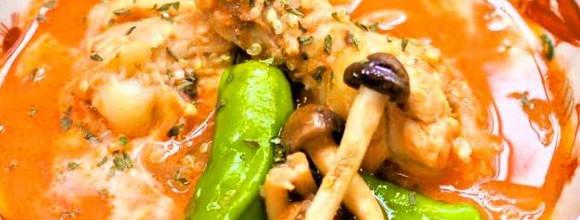 【キレイになるレシピ】出汁を活用!きれいな血液を作る骨付き鶏とトマトの美腸スープ<隔週金曜日更新>