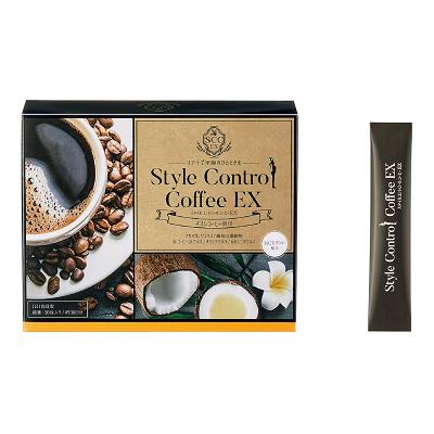 スリム生活をサポートする、MCTオイル配合コーヒーが発売!