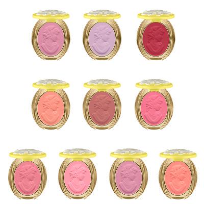 豊かな表情美を叶えるチークの人気10色がミニサイズが限定登場