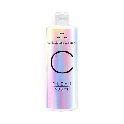 さらりとうるおいながら透明肌に導く大容量の化粧水が登場!