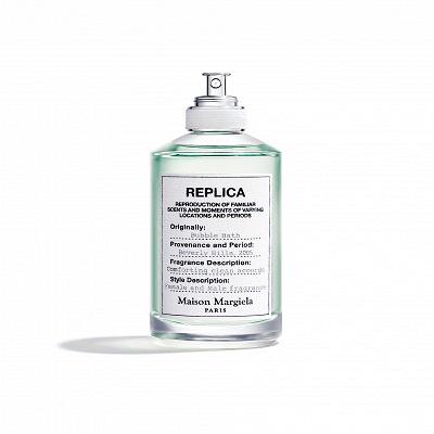 「レプリカ」新作、バブルバス発売。心身やすらぐクリーンな香り / ビューティニュース の画像