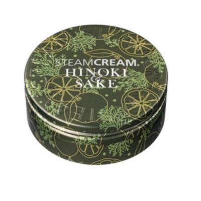 心を静めるヒノキと爽やかなユズの香りを楽しめる全身用保湿クリーム