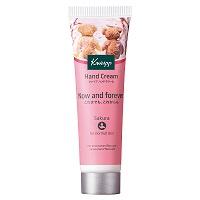 一足早く春を満喫!ほんのり甘いサクラの香りのハンドクリーム/クナイプ