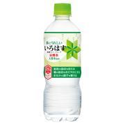 い・ろ・は・す無糖スパークリング/日本コカ・コーラ 商品写真