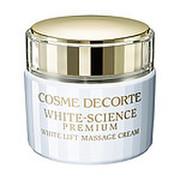 ホワイトサイエンス プレミアム ホワイトリフト マッサージクリーム/コスメデコルテ 商品写真