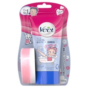 ヴィート バスタイム除毛クリーム 敏感肌用数量限定パッケージ/Veet(ヴィート) 商品写真