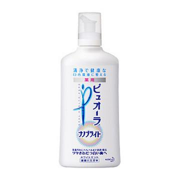 ピュオーラ/薬用ピュオーラ ナノブライト 液体ハミガキ 商品写真 2枚目