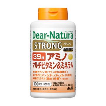 Dear-Natura (ディアナチュラ)/ストロング39 アミノ マルチビタミン&ミネラル 商品写真 2枚目