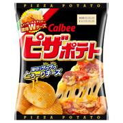 ピザポテト/カルビー 商品写真