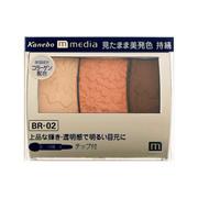 グラデカラーアイシャドウBR-02/メディア 商品写真