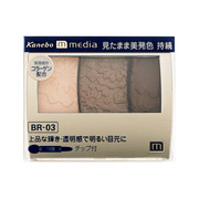 グラデカラーアイシャドウBR-03/メディア 商品写真