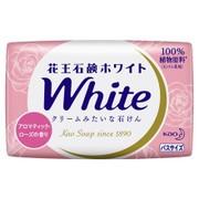 花王石鹸ホワイト アロマティック・ローズの香り / 花王ホワイト