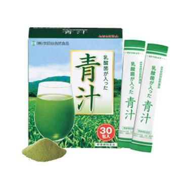 世田谷自然食品/乳酸菌が入った青汁 商品写真 2枚目