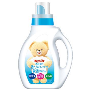 ファーファ/ファーファ液体洗剤香りひきたつ無香料 商品写真 2枚目
