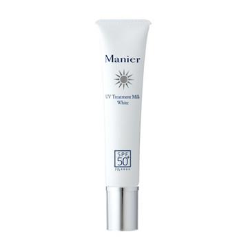 Manier(マニール)/UVトリートメントミルク ホワイト 商品写真 2枚目