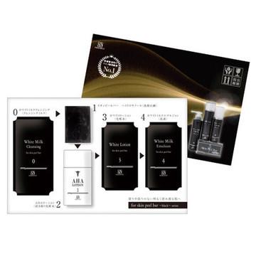 サンソリット/for skin peel bar ~black~ series スターターキット 商品写真 2枚目