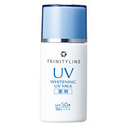 薬用ホワイトニング UVミルク/トリニティーライン 商品写真
