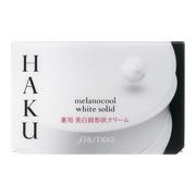 メラノクール ホワイトソリッド/HAKU 商品写真