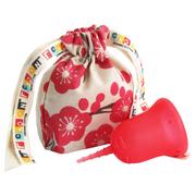 スクーンカップウェルネス(赤)サイズ1/スクーンカップ 商品写真