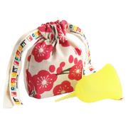 スクーンカップサンライズ(黄色)サイズ2/スクーンカップ 商品写真