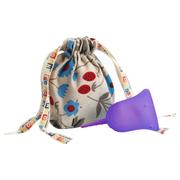 スクーンカップ禅(紫色)サイズ2/スクーンカップ 商品写真