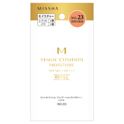 M クッション ファンデーション(モイスチャー)レフィル No.23/MISSHA(ミシャ) 商品写真