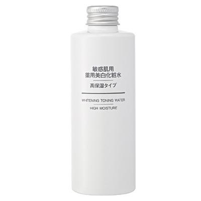 無印良品 / 敏感肌用薬用美白化粧水・高保湿タイプ 200mlの商品