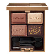 セレクション・ドゥ・ショコラアイズ02 Chocolat Amer/ルナソル 商品写真