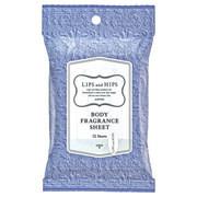ボディフレグランスシート サボンの香り/LIPS and HIPS (リップス アンド ヒップス) 商品写真