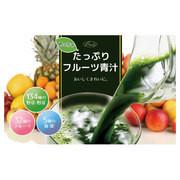 めっちゃたっぷり フルーツ青汁/Biesty 商品写真