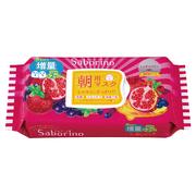目ざまシート 完熟果実の高保湿タイプ30枚/サボリーノ 商品写真