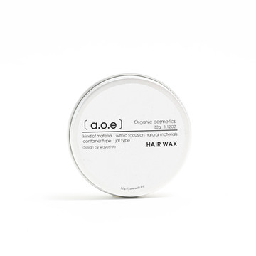 a.o.e/ヘアーワックス 商品写真 2枚目