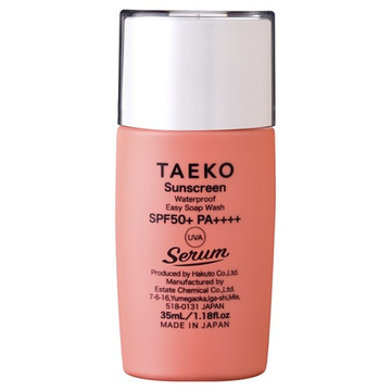 TAEKO/サンスクリーン 商品写真 2枚目
