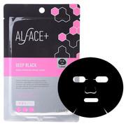 ディープブラック アクアモイスチャー シートマスク/ALFACE+(オルフェス) 商品写真 2枚目
