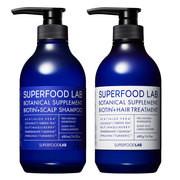 BT+スカルプ シャンプー/トリートメント/SUPERFOOD LAB(スーパーフード ラボ) 商品写真 1枚目