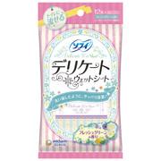 ソフィ デリケートウェットシート フレッシュグリーンの香り/ソフィ 商品写真