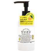 高知県産YUZU ボディオイルクリーム/高知県産YUZU 商品写真