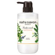 ホワイト ボディウォッシュ モイスト/natu savon select(ナチュサボン セレクト) 商品写真 1枚目