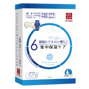 6種類ヒアルロン酸 オールインワンマスク  集中保湿ケア/DR.JOU(森田薬粧) 商品写真