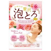 贅沢泡とろ 入浴料 ジュエリーローズの香り /お湯物語 商品写真